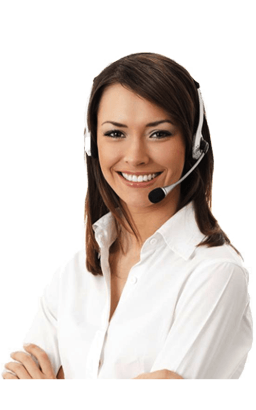 telemarketing lady