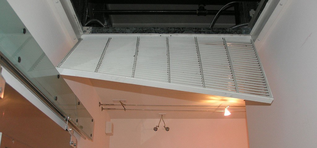 open ventilation