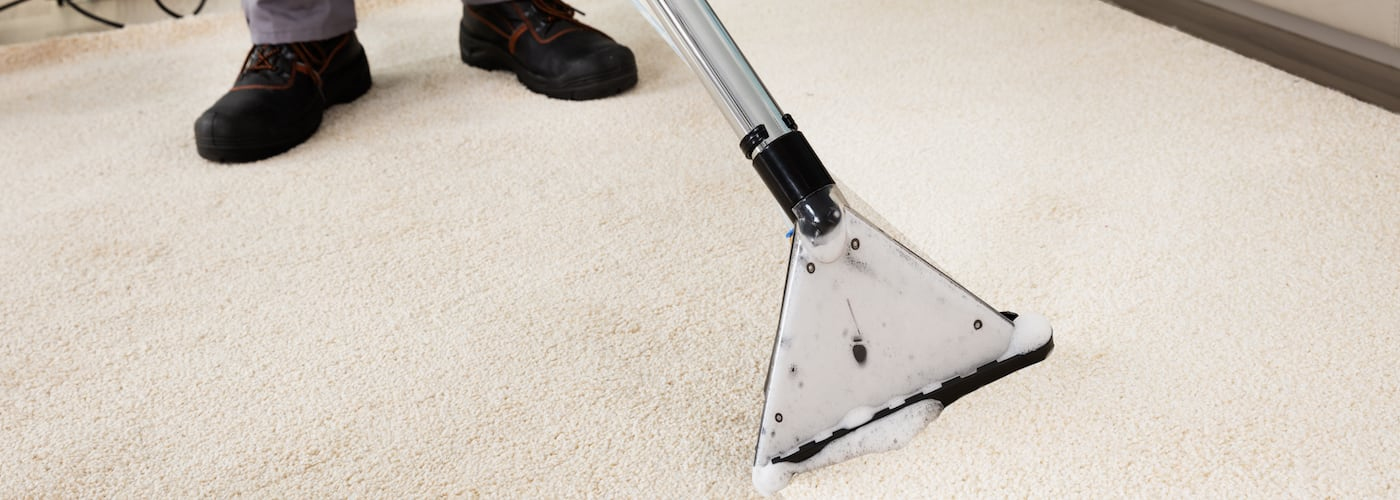 5 Benefits of Hiring a Professional Carpet Cleaner